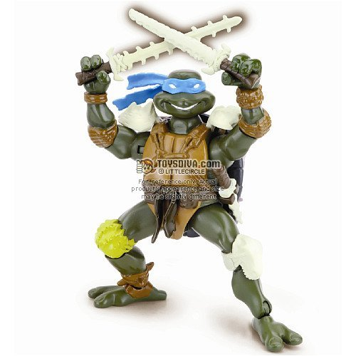 Picture of Playmates Leonardo: Teenage Mutant Ninja Turtles Paleo Patrol Series 4
