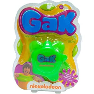 Nickelodeon NSI Gak Goo Green