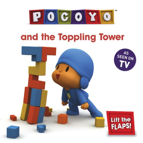 Pocoyo and the Toppling Tower (Pocoyo Lift the Flaps)