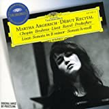 Martha Argerich: D�but Recitalby Fryderyk Franciszek...