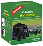 Coghlan's 0817 Battery Powered Air Pump
