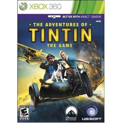 The Adventures of Tintin The Game Xbox 360 цена