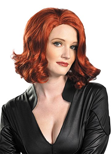 DIS43726 Black Widow Wig