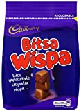 Cadbury Bitsa Wispa Bag 130 g (Pack of 5)