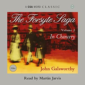 The Forsyte Saga, Volume 2 Audiobook