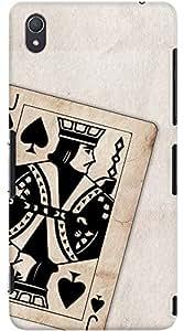 Kasemantra Jack Of Spades Case For Sony Xperia Z3
