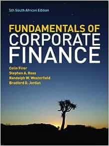 stephen ross corporate finance pdf