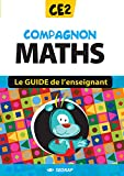 Compagnon Maths CE2 CE2 (Le guide)