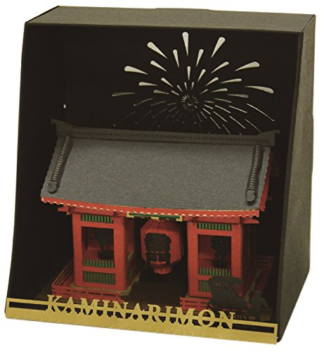 nanoblocks Pn103 Pn - Kaminarimon Gate Building Kit