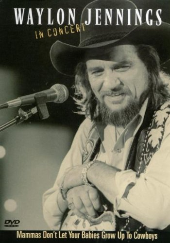 Waylon Jennings: Mammas Don'T Let Your Babies Grow Up To Be Cowboys front-902139