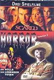Horror Selection 2 - Drei Spielfilme auf 1 DVD: Scared (Tödlicher Horrordreh) / Die Hölle der Lebenden Toten / The Ghosts by Edendale (German Release)