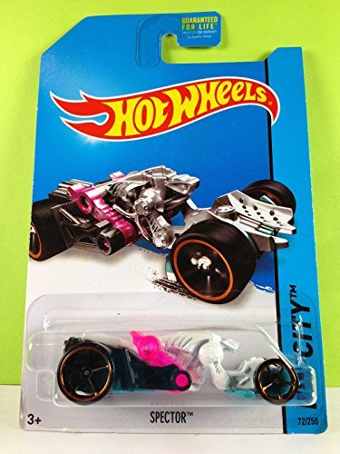 2014 Hot Wheels Hw City Spector - 1