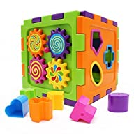 Wishtime Activity Gear Puzzle Baby's…