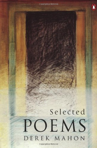 SELECTED-POEMS-By-Derek-Mahon-Excellent-Condition