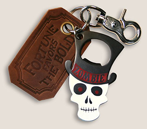 Trixie & Milo - The Gentleman's Bottle Opener & Key Ring (Zombie)
