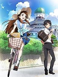 【Amazon.co.jp限定】グラスリップ (1) (オリジナルデカ缶バッチ付) [Blu-ray]
