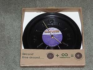 "Motown Vinyl Record 12"" Wall Clock"