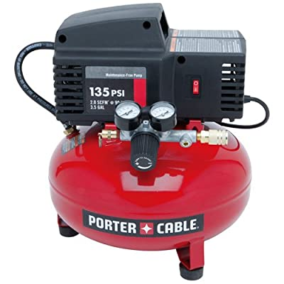 <strong>Porter-Cable PCFP02003 - one of the best pancake air compressors</strong>