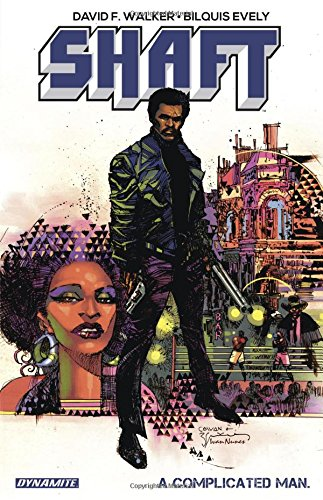 Shaft Volume 1: A Complicated Man PDF