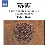 ヴァイス:リュートのためのソナタ集 第8集
