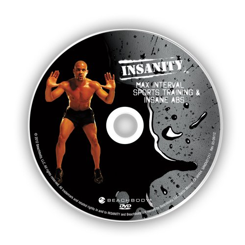 Insanity Deluxe Dvd With The Insanity Deluxe Kit