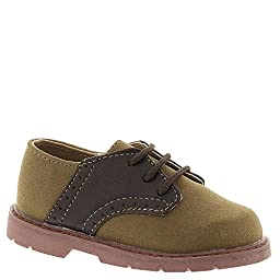 Natural Steps Clay Oxford (Infant/Toddler),Dirty Buck,2 M US Infant