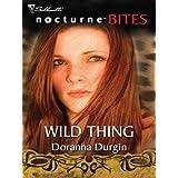 Wild Thing (Sentinels series) ~ Doranna Durgin