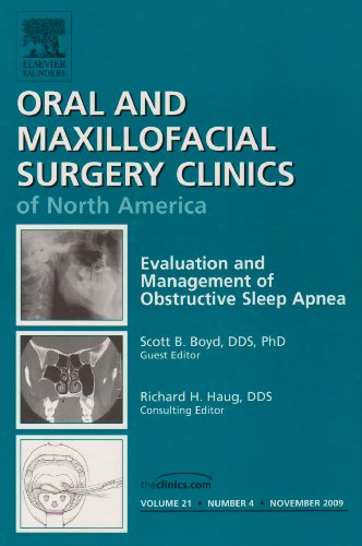 Evaluation and Management of Obstructive Sleep Apnea (Oral and Maxillofacial Surgery Clinics of North America) (Apnea Oral Appliance compare prices)