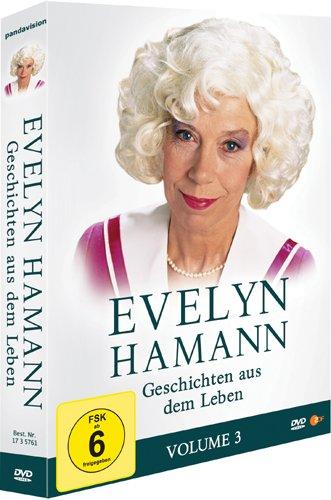 Evelyn Hamanns Geschichten aus dem Leben - Vol. 3 [3 DVDs]