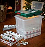 Christmas Decorations Storage Box - Large