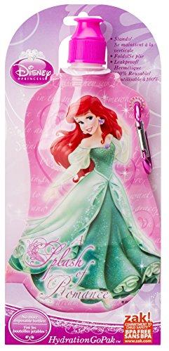 Zak Designs Disney Princess Collapsible Water Bottle By Zak Designs, 15-Ounce front-753290