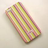 [Cath Kidston]キャスキッドソン iphone5 ストライプ柄 携帯ケース  新入荷 並行輸入品