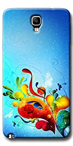 DigiPrints High Quality Printed Designer Hard Case Cover For Samsung Note 3 Neo