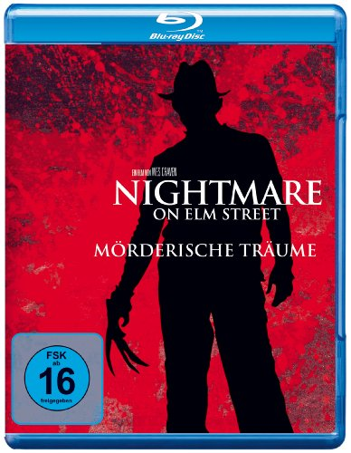 Nightmare on Elm Street - Mörderische Träume [Blu-ray]