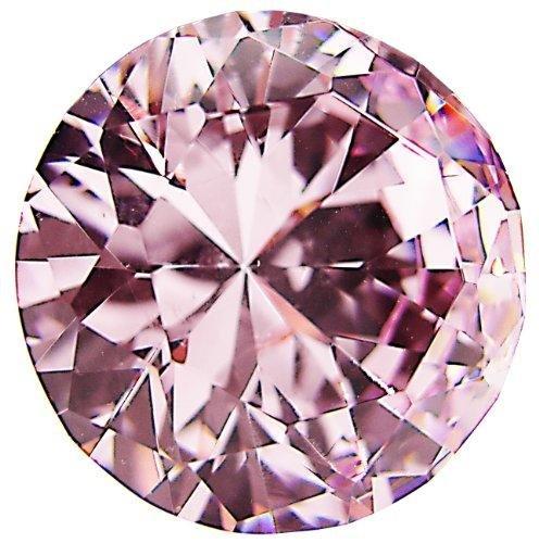 DECOOL (TM) Pink 10PCS 40mm Diamant Kristall Moebelknopf Moebelknoepfe Moebelgriffe Moebelknauf Griff Knopf Schrankgriff günstig online kaufen