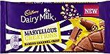 Cadbury Dairy Milk Marvellous Creations - Banana Caramel Crisp (200g)