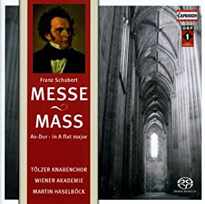 Mass 5 in a Flat Major / Offertory: Intende Voci