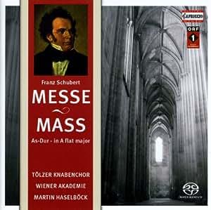 Schubert F.: Mass No. 5 in a