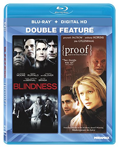Blindness/ Proof - Double Feature [Blu-ray + Digital HD]