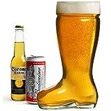 Riesiger Bierstiefel 3,5 Pint   Bierstiefel, Riesiger Bierstiefel, Bierglas Stiefel Glasstiefel