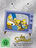 Die Simpsons - Die komplette Season 1 (Collector's Edition, 3 DVDs) [Import allemand]