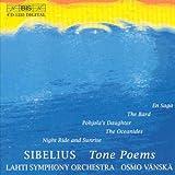 シベリウス:交響詩「エン・サガ」Op9 交響詩「木の精」Op45の1 他 [Import]