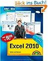 Excel 2007 - auf einen Blick, in Farbe: Sehen und K�nnen (Bild f�r Bild)