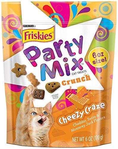 friskies-party-mix-cat-treats-cheezy-craze-crunch-cheddar-swiss-monterey-jack-flavors-6-ounce-pouch-