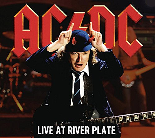 CD : AC/DC - AC/ DC Live At River Plate (Digipack Packaging, 2 Disc)