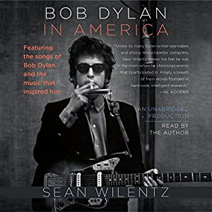 Bob Dylan in America Audiobook