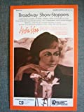 img - for Broadway Show-Stoppers: Everything's Coming Up Roses, People, With a Little Bit of Luck, On a Clear Day, Try to Remember, That's Entertainment - SATB, Arranged by Anita Kerr book / textbook / text book