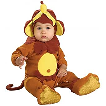 Monkey See Monkey Do Child Costume Size Newborn