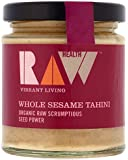 Raw Health Organic Whole Sesame Tahini 170 g (Pack of 3)