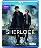 Sherlock: Season 2 [Blu-ray]